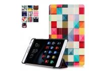 Фирменный необычный чехол для Huawei MediaPad M2 7.0 (PLE-703L) тематика Мозаика