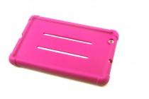 Фирменная полимерная из мягкого качественного силикона задняя панель-чехол-накладка для Huawei MediaPad M3 8.4 LTE (BTV-W09/DL09) розовая
