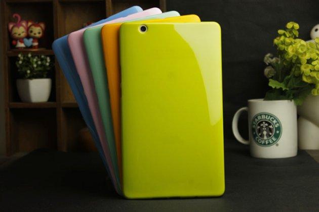 Фирменная ультра-тонкая полимерная из мягкого качественного силикона задняя панель-чехол-накладка для Huawei MediaPad M3 8.4 LTE (BTV-W09/DL09) зеленая