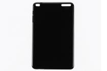 Фирменная ультра-тонкая полимерная из мягкого качественного силикона задняя панель-чехол-накладка для Huawei Mediapad T1 10 LTE 9.6  черная