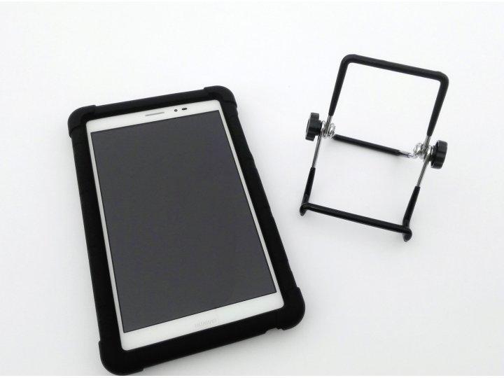 Противоударный усиленный ударопрочный фирменный чехол-бампер-пенал для HuaWei MediaPad T1 8.0 S8-701U S8-701W ..