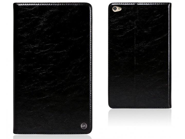 Фирменный премиальный чехол бизнес класса для HuaWei MediaPad T1 8.0 S8-701U S8-701W с визитницей из качествен..