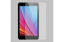 Фирменная оригинальная защитная пленка для планшета Huawei MediaPad T1 T1-701u 7.0 глянцевая