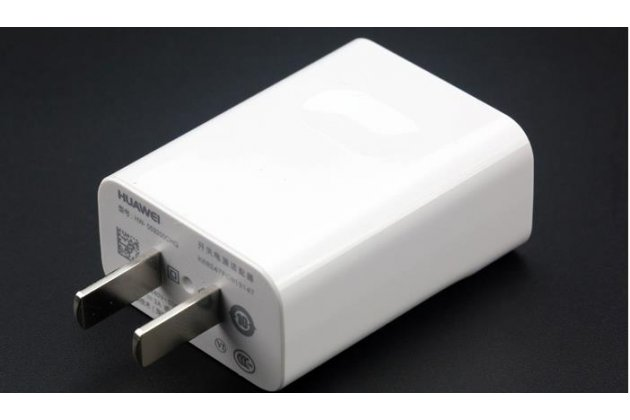 Фирменное оригинальное зарядное устройство от сети для телефона Huawei nova 2 + гарантия + переходник на русскую розетку
