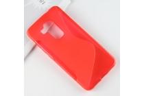 Фирменная ультра-тонкая полимерная из мягкого качественного силикона задняя панель-чехол-накладка для Huawei Nova Plus красная