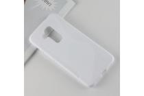 Фирменная ультра-тонкая полимерная из мягкого качественного силикона задняя панель-чехол-накладка для Huawei Nova Plus белая