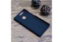 """Фирменная оригинальная деревянная из натурального бамбука задняя панель-крышка-накладка для Huawei P10 с изображением """"Волк"""""""