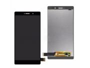 Фирменный LCD-ЖК-сенсорный дисплей-экран-стекло с тачскрином на телефон Huawei P8 max  черный + гарантия..