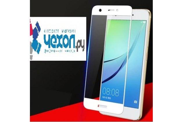 Фирменная оригинальная защитная пленка для телефона Huawei Y7 (TRT-LX1) 5.5 глянцевая