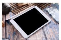 Фирменный необычный чехол для iPad Pro 10.5 тематика Магнолия