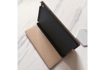 Фирменный  дорогой качественный элитный премиальный чехол для планшета iPad Pro 10.5 из качественной импортной кожи Готический стиль