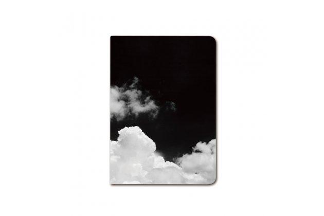 Фирменный необычный чехол для iPad Pro 10.5 тематика Ночное небо