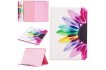 Фирменный уникальный необычный чехол-книжка для iPad Pro 10.5  тематика Цветик Семицветик