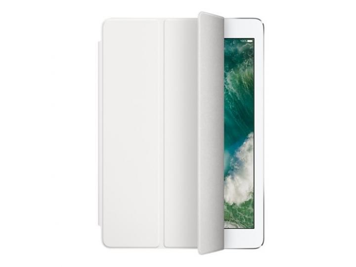 Фирменный оригинальный подлинный чехол с логотипом Apple для iPad Pro 12.9 Smart Cover (MQ0G2ZM/A) белый ..