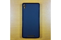 Фирменная ультра-тонкая полимерная из мягкого качественного силикона задняя панель-чехол-накладка для Leagoo Elite 2 черная