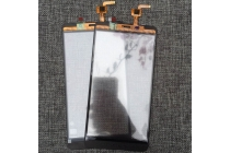 Фирменное сенсорное стекло-тачскрин на  Leagoo M8 / M8 Pro белый и инструменты для вскрытия + гарантия