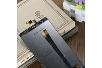 Фирменный LCD-ЖК-сенсорный дисплей-экран-стекло с тачскрином на телефон Leagoo Shark 1 черный + гарантия
