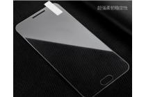 Фирменное защитное закалённое противоударное стекло премиум-класса из качественного японского материала с олеофобным покрытием для телефона Leagoo T1