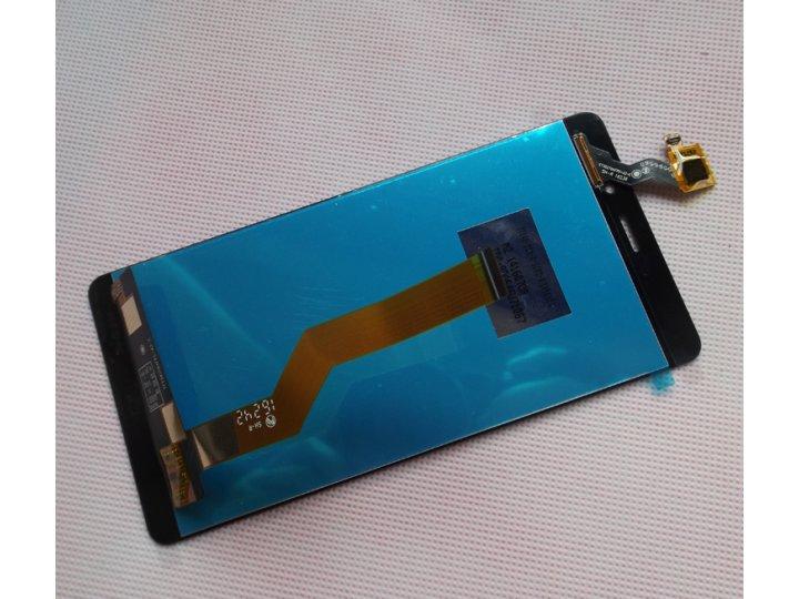 Фирменный LCD-ЖК-сенсорный дисплей-экран-стекло с тачскрином на телефон Leagoo Z5 черный + гарантия..