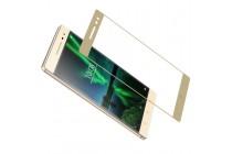 Фирменное 3D защитное изогнутое стекло с закругленными изогнутыми краями которое полностью закрывает экран / дисплей по краям с олеофобным покрытием для Lenovo Phab 2 Plus PB2-670M 6.4
