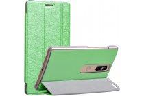 Фирменный умный чехол самый тонкий в мире для Lenovo Phab 2 Plus PB2-670M 6.4 iL Sottile зеленый пластиковый Италия