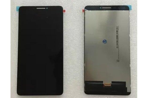 Фирменный LCD-ЖК-сенсорный дисплей-экран-стекло с тачскрином на планшет Lenovo Phab PB1-750M / 750N /6.98/ 7.0 черный + гарантия