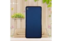 Фирменная ультра-тонкая полимерная из мягкого качественного силикона задняя панель-чехол-накладка для Lenovo Tab 3 7 Plus TB-7703X/N (ZA1K0070RU) черная