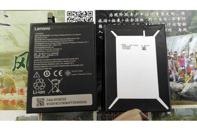 Фирменная аккумуляторная батарея 3300mAh BL262 на телефон Lenovo Vibe Х3/ X3c50/ X3c70 + инструменты для вскрытия + гарантия