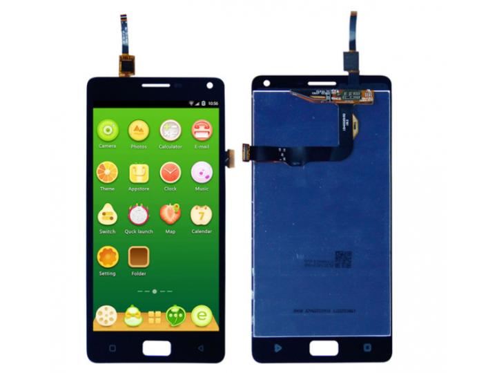 Фирменный LCD-ЖК-сенсорный дисплей-экран-стекло в сборе с тачскрином на телефон Lenovo Vibe P1 / P1 Pro (C72) ..