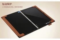 Фирменный оригинальный чYB1-X91L / X90L / ZA0W0014RU с отделением под клавиатуру коричневый водоотталкивающий