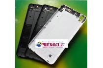 Родная оригинальная задняя крышка-панель которая шла в комплекте для LG X Power K220DS 5.3 черная