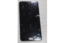 Фирменный LCD-ЖК-сенсорный дисплей-экран-стекло с тачскрином на телефон Meizu M5 Note черный + гарантия