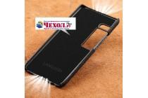 Фирменная роскошная эксклюзивная накладка  из натуральной рыбьей кожи СКАТА (с жемчужным блеском) красный для Meizu Pro 7  Только в нашем магазине. Количество ограничено