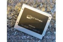 Фирменная аккумуляторная батарея 3000mAh на телефон Micromax A106 Unite 2 / A114 Canvas 2.2 / A116 Canvas HD / Q340 / Q338 + инструменты для вскрытия + гарантия