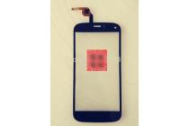 Фирменное сенсорное-стекло-тачскрин на Micromax A79 черный + инструменты для вскрытия + гарантия