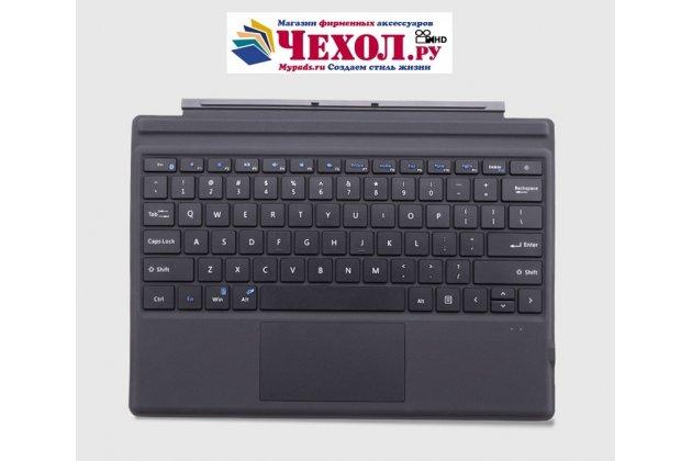 Фирменная оригинальная съемная клавиатура/док-станция/база для планшета Microsoft Surface Pro 5 серая + гарантия