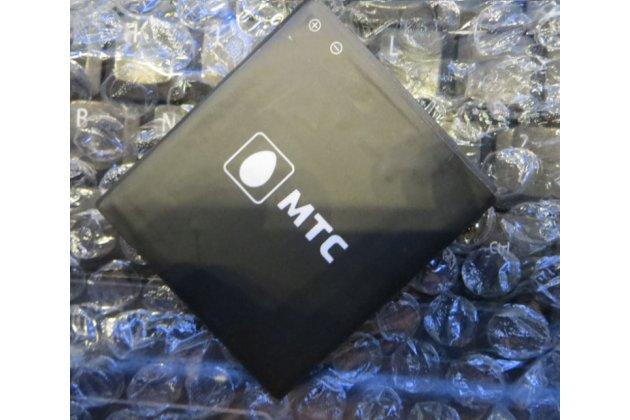 Фирменная аккумуляторная батарея 1800mAh KLB180N345 на телефон МТС Smart Sprint (МТС Смарт Спринт) + инструменты для вскрытия + гарантия