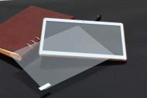 Фирменное защитное закалённое противоударное стекло премиум-класса из качественного японского материала с олеофобным покрытием для планшета Onda V80 Plus/ Onda V820W CH/ Onda V820W 32Gb