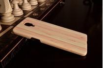 """Фирменная оригинальная деревянная бамбуковая задняя панель-крышка-накладка для OnePlus 3T A3010/ OnePlus 3 A3000 / A3003"""""""