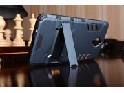 Противоударный усиленный ударопрочный фирменный чехол-бампер-пенал для OnePlus 3T A3010/ OnePlus 3 A3000 / A30..