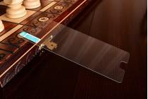 Фирменное защитное закалённое противоударное стекло премиум-класса из качественного японского материала с олеофобным покрытием для телефона OnePlus 3T A3010/ OnePlus 3 A3000 / A3003