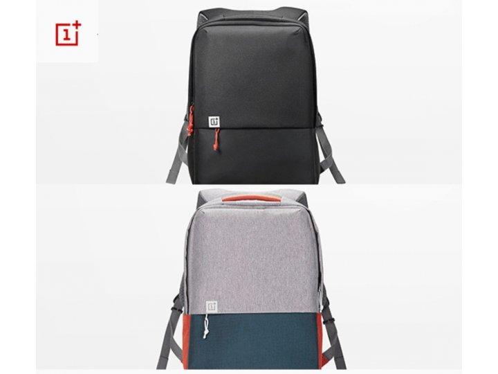 Фирменный оригинальный рюкзак OnePlus Travel Backpack с фирменным логотипом Oneplus + гарантия..