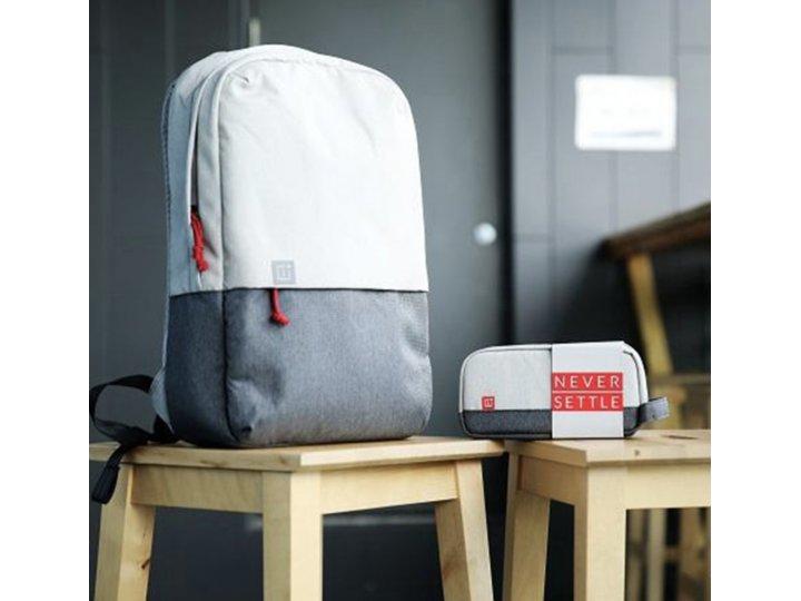 Фирменный оригинальный рюкзак OnePlus Fashion Travel с подлинным логотипом..