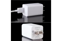Фирменное оригинальное зарядное устройство от сети для телефона Oppo R9S Plus + гарантия