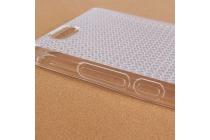 Фирменная роскошная задняя панель-чехол-накладка из мягкого силикона с объемным  3D изображением  на OUKITEL C4