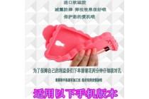 Фирменная уникальная задняя накладка с объёмным 3D рисунком тематика Миньен для Oukitel K7000