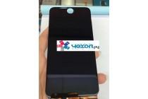 Фирменный LCD-ЖК-сенсорный дисплей-экран-стекло с тачскрином на телефон Prestigio Grace R7 черный + гарантия
