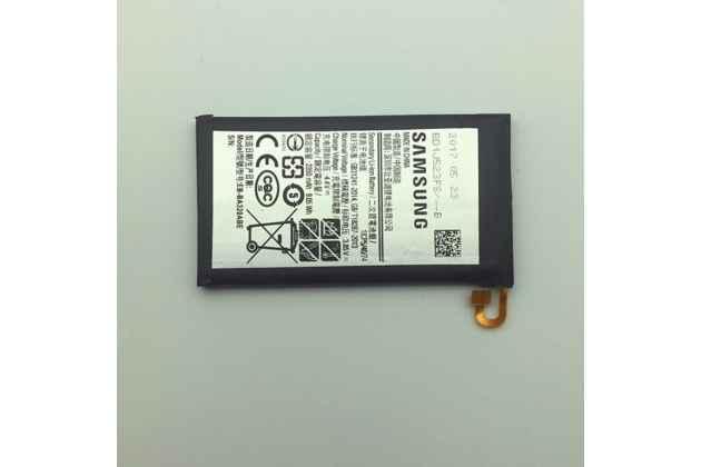 Фирменная аккумуляторная батарея 2350mAh S8300 на телефон Samsung Galaxy A5 SM-A520F (2017) + инструменты для вскрытия + гарантия