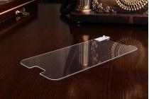 Фирменное защитное закалённое противоударное стекло премиум-класса из качественного японского материала с олеофобным покрытием для телефона Samsung Galaxy A5 SM-A520F (2017)