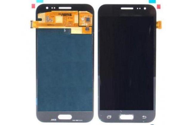 Фирменный LCD-ЖК-сенсорный дисплей-экран-стекло с тачскрином на телефон Samsung Galaxy J3 (2016) SM-J320F/DS/J320H/DS серебряный + гарантия